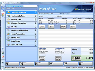 Microsoft Point Of Sale Pos Software Posguys Com