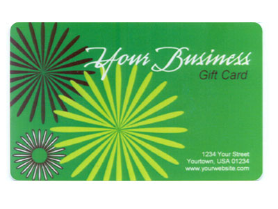Gift Card Full Color Design 1 Product Image
