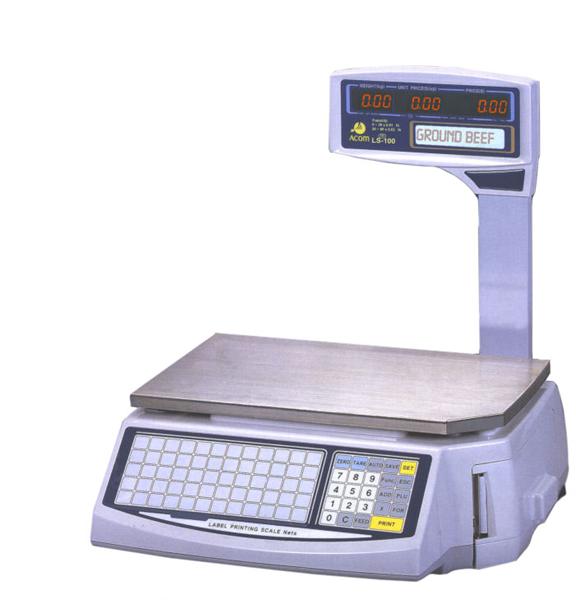 Торговое оборудование Эл. Весы