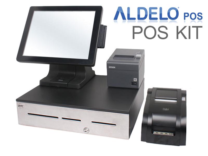Aldelo Pos Restaurant Kit Bundled Pos Kits Posguys Com