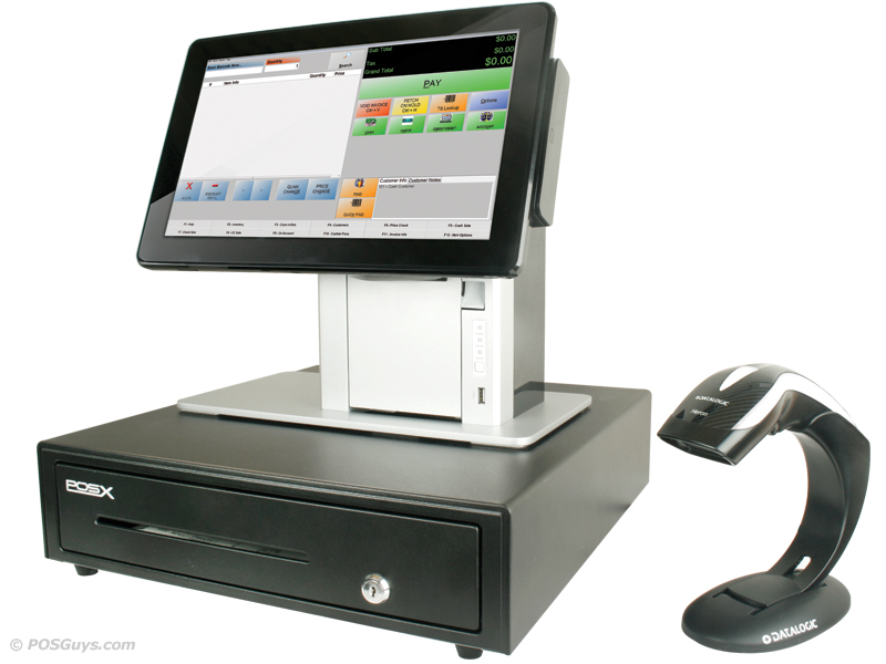 POSGUYS.com Preferred Retail POS System
