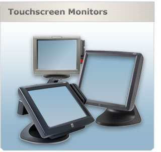 POC Touchscreen Monitors