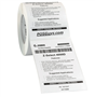 Alternate image for Zebra Industrial Direct Thermal Labels