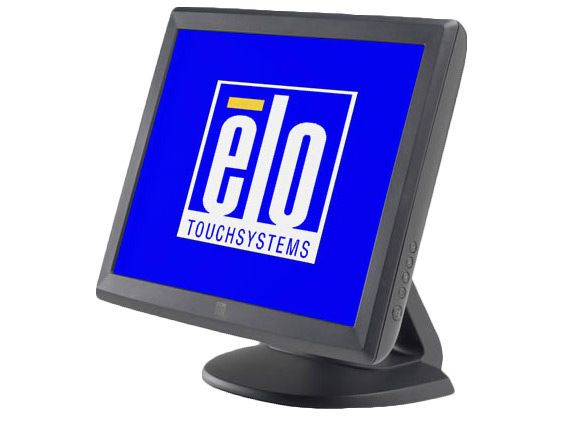 Elo Touchsystems 1515l Pos Touch Screen Monitor Posguys Com