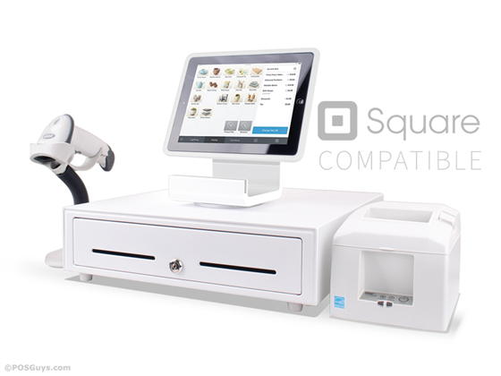 Square Stand POS Kit Product Image