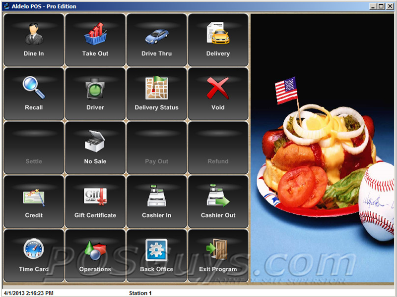 Aldelo Pro Pos Software Pos Software Posguys Com