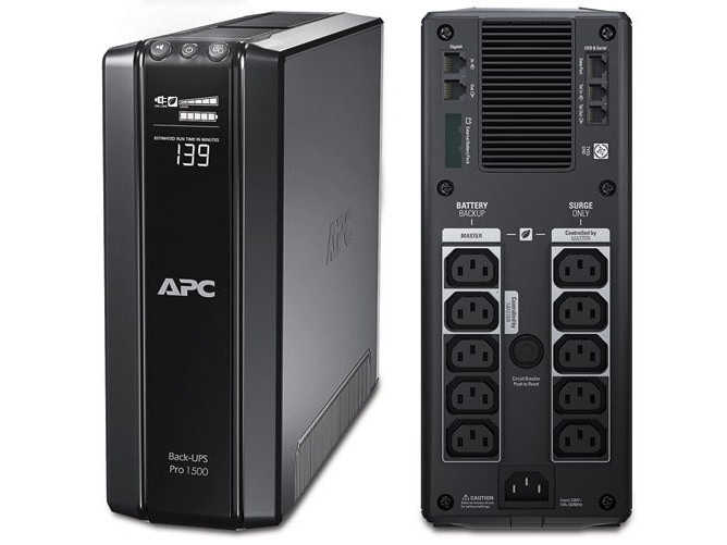 APC Back-UPS Pro Series Cables and Power Backup | POSGuys com