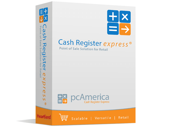 Cash Register Express Product Image