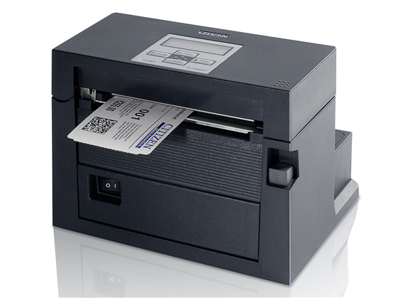 CL-S400DT Ticketing Printer Product Image
