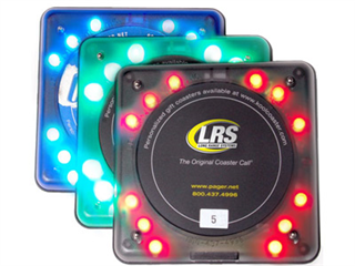 Long Range Systems Coaster Guest Pagers product image