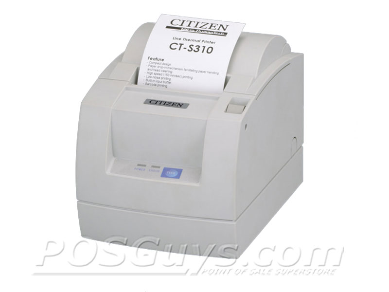 CITIZEN CT-S310 PRINTER DRIVERS FOR WINDOWS XP