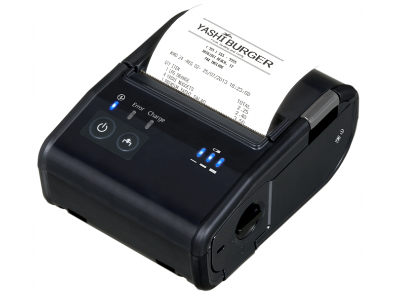 Plate Return Receipt Receipt Printer  Posguyscom Paypal Online Invoicing Word with Free Printable Cash Receipt Epson Mobilink P Product Image Create Invoice Template