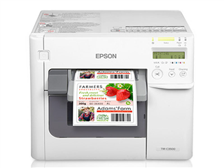 Epson ColorWorks TM-C3500 product image