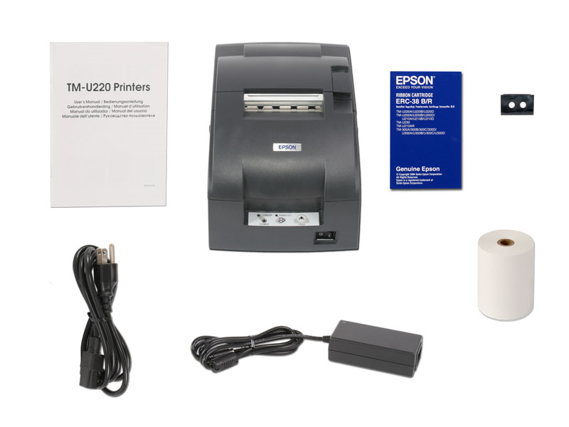 EPSON POS PRINTER TM-U220 DRIVERS DOWNLOAD FREE
