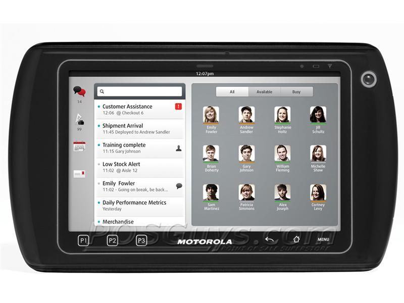 Motorola Et1 Tablets Posguys Com