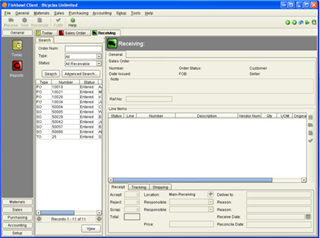 Fishbowl Inventory Software product image