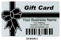 Alternate image for *Green* Gift Cards