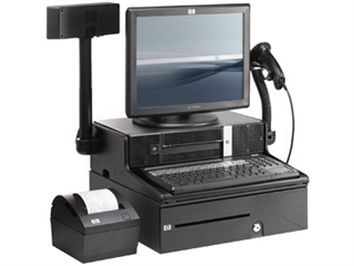 HP POS System product image