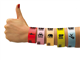 Intermec Wristbands
