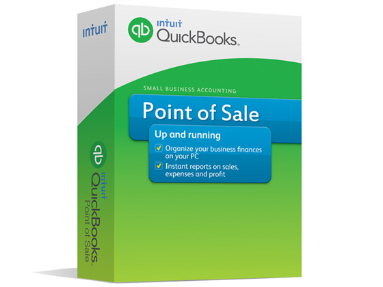 QuickBooks Point Of Sale 18 Product Image