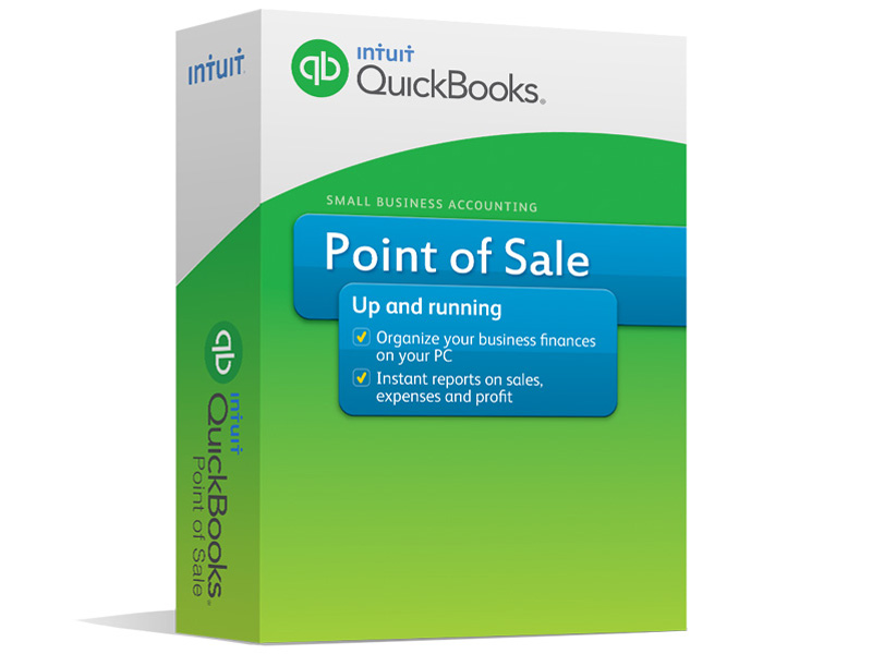 Intuit QuickBooks Point Of Sale 18 POS Software | POSGuys com