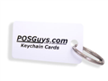 Alternate image for Keychain Cards 3-Up Standard