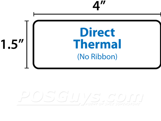 Direct Thermal Z-Select (Desktop) Photo