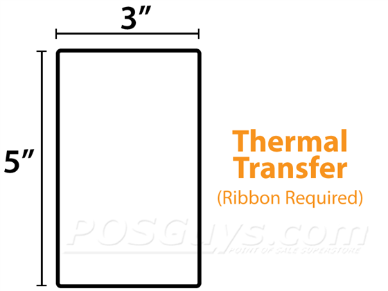 Z-Select Thermal Transfer Photo