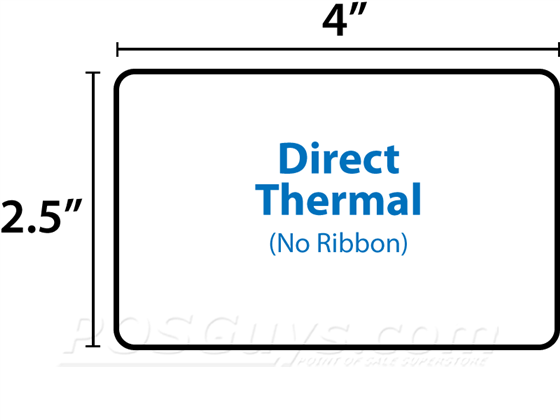 Z-Perform Direct Thermal Photo