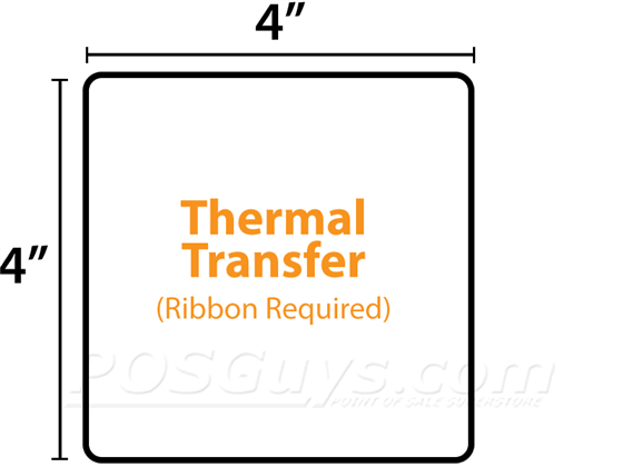 Thermal Transfer Single Rolls Photo