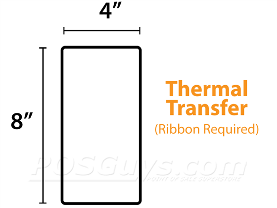 Z-Perform Thermal Transfer Photo