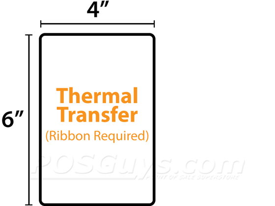 Thermal Transfer Z-Select (Desktop) Photo