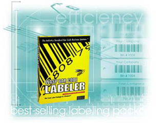 Wasp Barcode Labeler product image