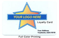 Alternate image for Customer Loyalty Design 5 - Logo Card