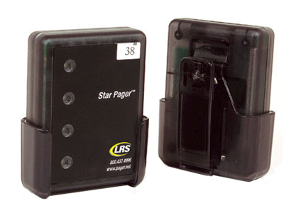 Long Range Systems Staff Pagers Restaurant Pagers