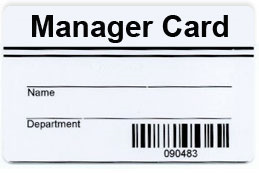 Manager Card Design 1 Product Image