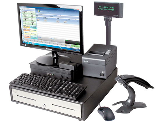 Microsoft POS Retail System Product Image