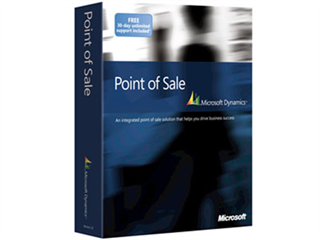 Microsoft Point of Sale product image
