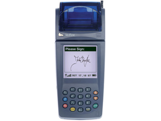 Verifone Nurit 8000S through PPI product image