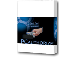 ICVerify PCAuthorize Software product image