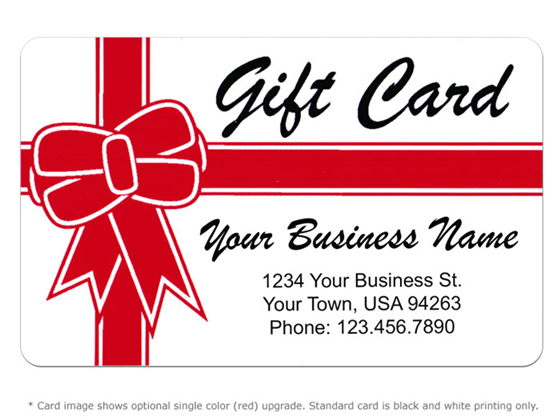 Gift Card Design 2 Product Image