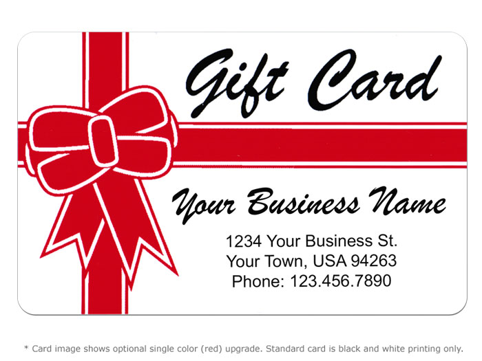 Gift card design 2 card printing posguys alternate image for gift card design 2 colourmoves