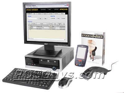 Basic Inventory Control System Product Image