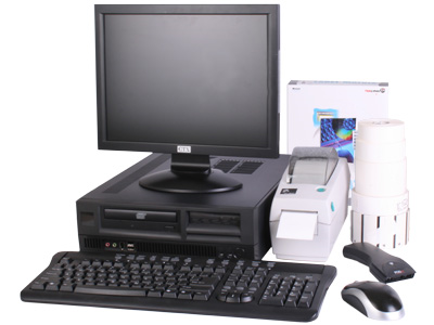 Value Barcode Printing System Product Image