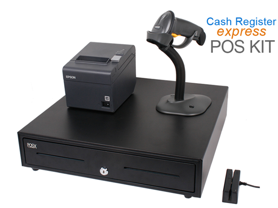 Cash Register Express Kit Product Image