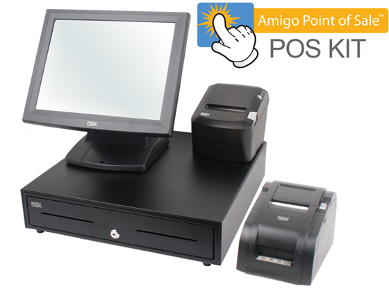 Amigo POS Restaurant Kit Product Image