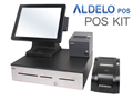 Alternate image for Aldelo POS Restaurant Kit