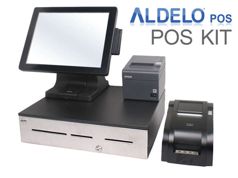 Aldelo POS Restaurant Kit Bundled POS Kits   POSGuys.com