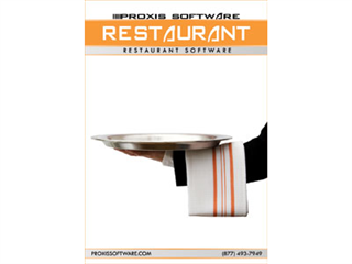 Proxis Restaurant Management Software product image