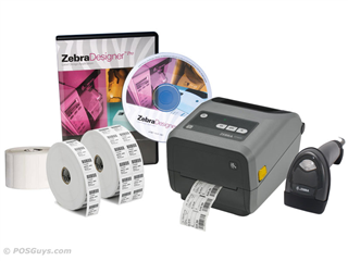 POSGuys.com Preferred Barcode Printing Kit product image